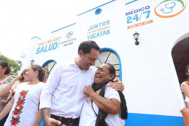 """Pone en marcha el Gobernador Mauricio Vila Dosal el Programa """"Médico 24/7"""""""