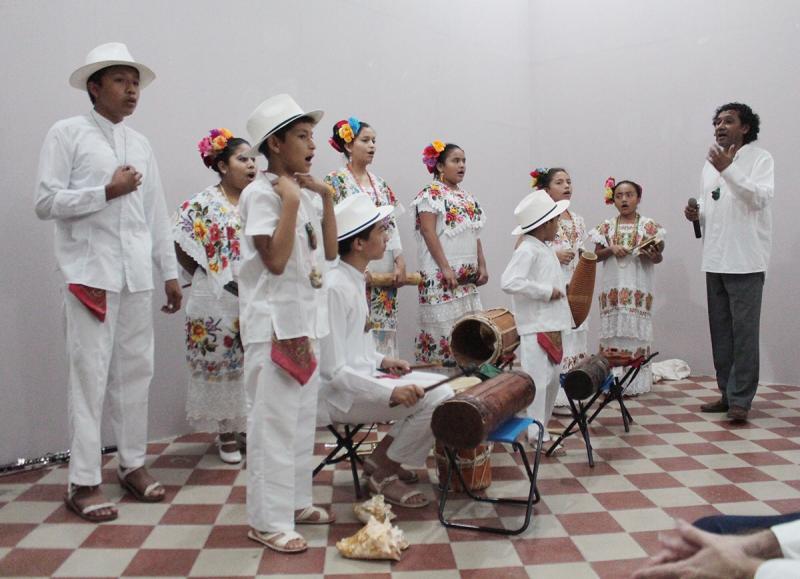 Realizarán 74 presentaciones artísticas de música infantil, yucateca, mexicana y clásica.