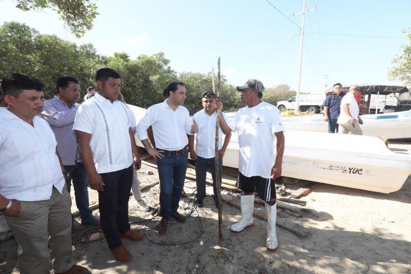 El compromiso del Gobierno del Estado, brindar seguridad a todas las familias para que puedan disfrutar esta temporada vacacional, señala Vila Dosal.