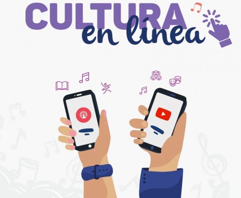 Amplio contenido en Cultura en Línea: se pueden disfrutar más de 100 videos