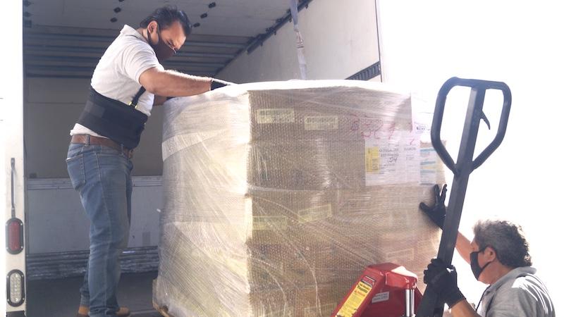 Recibe Yucatán donativo de 10 mil unidades de gel sanitizante