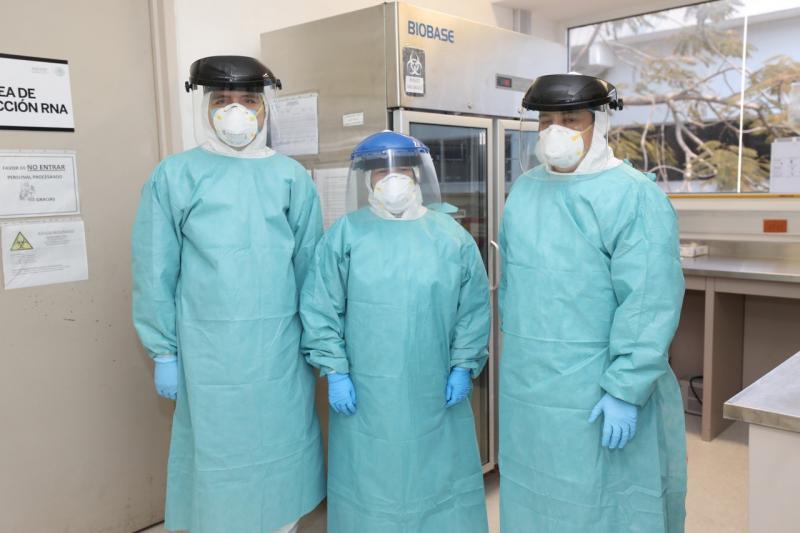 En Yucatán, 3,171 trabajadores de la salud están de licencia por decreto del Gobierno federal