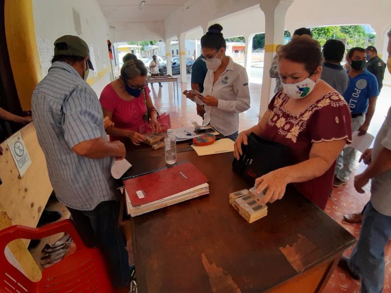 Continúa el respaldo del Gobierno del Estado a la apicultura yucateca