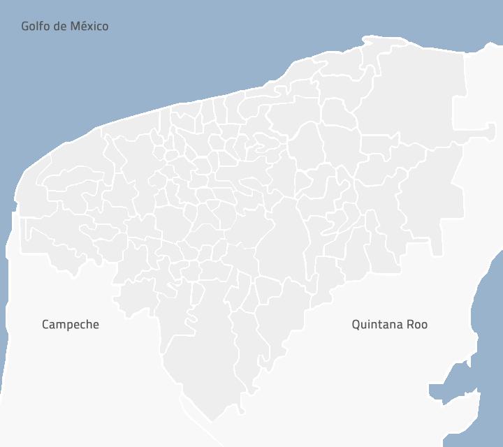 Municipios De Yucatán