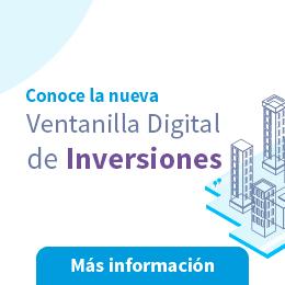 Ventanilla Digital de Inversiones