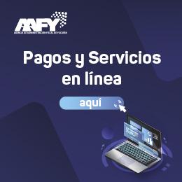 Pagos y servicios en línea