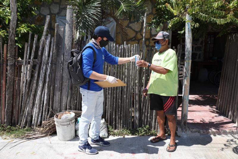 El Gobierno del Estado, a través de la Secretaría de Pesca y Acuacultura Sustentables (Sepasy), cumplen con el segundo pago en efectivo de dos mil pesos para pescadores de todo el estado.