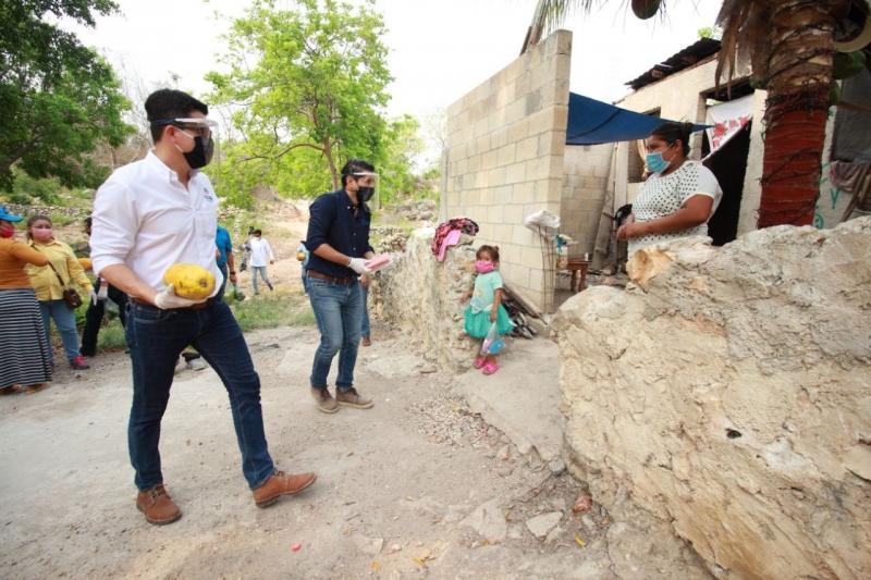 """Reconoce la ONU a """"Yucatán Solidario"""" como una de las iniciativas más humanitarias en el mundo durante la actual pandemia del Coronavirus"""